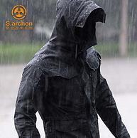 美国杜邦三防涂层:S.archon 男士战术机能冲锋衣 券后93元包邮
