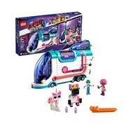 $39.99(原价$79.99) 半价?#36820;图郟篖EGO THE LEGO MOVIE 2 会变形的?#20301;门?#23545;巴士 70828'