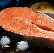 ¥33.23 限地区! 美加佳 冷冻智利筒切三文鱼排 大西洋鲑 420g