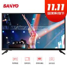 ¥799 三洋(SANYO)39CE2215黑 39英寸 LED电视