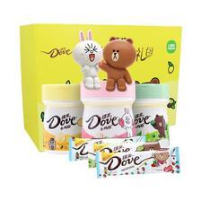 11日0点、双11预告: Dove Chocolate德芙 愉悦分享礼盒巧克力礼盒 246g 174.4元(