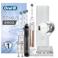 超值2支装仅¥1203 Oral-B Genius 9900顶级款电动牙刷
