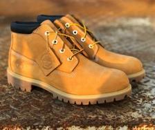 限尺码: Timberland 添柏岚 6英寸 12909 大童/女子工装靴 599元包邮