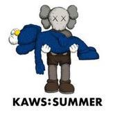 卷土重来!Uniqlo x KAWS 合作款补货 单件T恤14.9美元