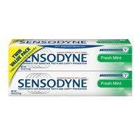 $9.38 Sensodyne Sensitivity 敏感全效修复牙膏 2支装 4oz