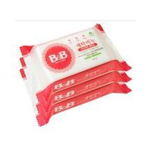 移动专享: B&B 保宁 婴儿天然抗菌甘菊香洗衣皂 200g*3 20.5元包邮包税(需拼