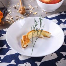 Luminarc 乐美雅 罗曼红/塞纳蓝 白玉钢化玻璃餐具套装 10件 5.3折 ¥62.9