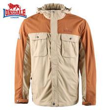 英国 龙狮戴尔 商场同款 男士防风防水 机能冲锋衣外套 129元包邮