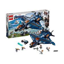 20日0点、考拉海购黑卡会员: LEGO 乐高 超级英雄系列 76126 复仇者联盟昆式