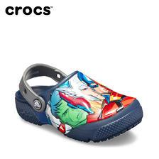 Crocs 卡骆驰 复仇者联盟漫威 男童凉鞋 205505  券后259元