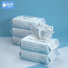 小红书推荐 怡恩贝婴儿湿巾80抽*5包 券后¥14.99