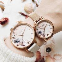 热门款仅¥517 Olivia Burton 英伦小众腕表清仓 手表界的爱丽丝仙境