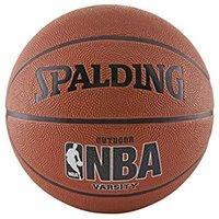 $11.99(原价$17.99) Spalding NBA 外场篮球 标准尺寸