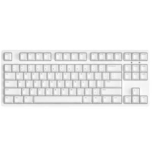 19日0点、上次卖爆: ikbc C87 机械键盘 有线键盘 游戏键盘 87键 原厂cherry轴 樱桃轴 白色 红轴 268元包邮(需用券)