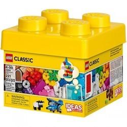 唯品会 LEGO 乐高 经典经典创意 10692 小号积木盒 221颗粒 89元包邮(原价约5.3折)
