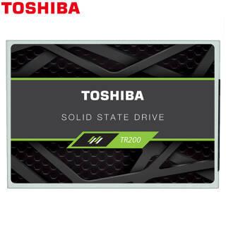 东芝(TOSHIBA) TR200系列 SATA3 固态硬盘 240GB 229元