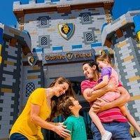 $139起 加州乐高城堡酒店含自助早餐 最多入住5人