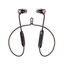 Sennheiser 森海塞尔 Momentum Free SE特别版蓝牙4.2耳机,Qualcomm apt-X低延迟,红色