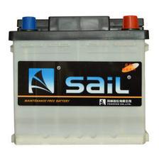 风帆(sail)汽车电瓶蓄电池6-QW-51 比亚迪F0铃木锋驭大众速腾 以旧换新上门安