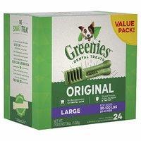 $12.11 免邮史低价:Greenies 狗狗洁牙棒