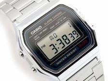 折合132.23元 CASIO 卡西欧 A-158W 数字腕表