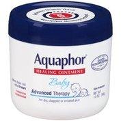 $11.3+包邮 美亚3500+高分好评 Aquaphor Baby 宝宝万用修复膏 14oz,湿疹、尿布疹都适用
