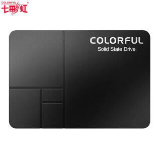 七彩虹(COLORFUL) SL500 480GB SATA3 SSD固态硬盘 328元