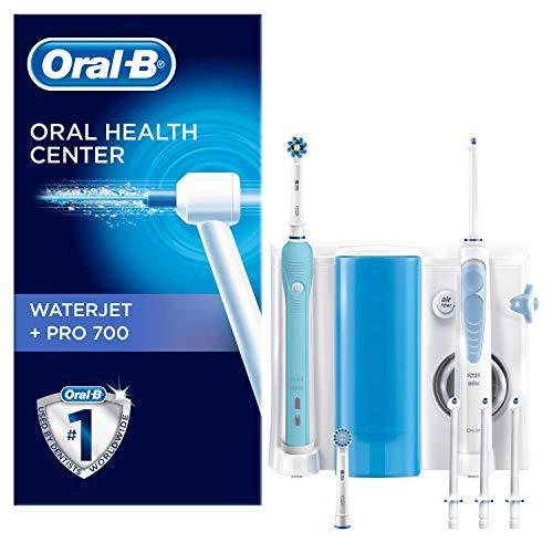 Oral-B 欧乐-B WaterJet MD16 冲牙器(4支喷头)+Pro 700 电动牙刷套装353.77元(需用码)