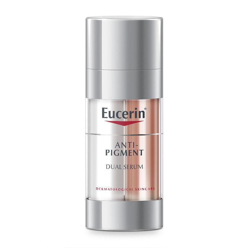 折合265.05元 Eucerin 优色林 双管祛斑美白透明质酸双效精华素 30ml