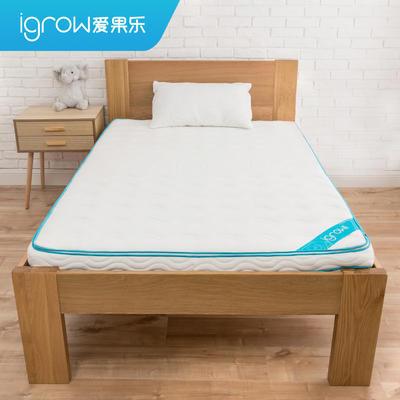 igrow 爱果乐 儿童乳胶椰棕床垫 150*190cm 999元包邮