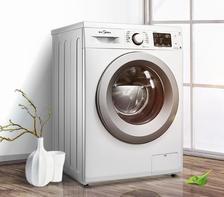 ¥1799 Midea 美的 MG90V150WD 9公斤 变频 滚筒洗衣机