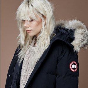 Moncler, Canada Goose & More Premium Outerwear