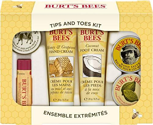 prime会员!Burt's Bees小蜜蜂 护肤精华6件套 直邮含税到手¥89.49
