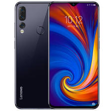 998元 Lenovo 联想 Z5s 智能手机 星夜灰 6GB 64GB