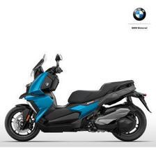 宝马BMW C400X 摩托车 定车送价值2400元发动机护杠一套 苍穹蓝 69500元