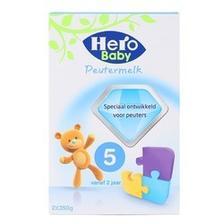 Hero Baby 益生元婴儿奶粉5段 700g*4盒 226.93元含税包邮(需30元定金)