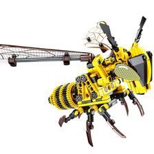 SEMBO BLOCK 森宝积木 昆虫系列 大黄蜂 29.9元包邮