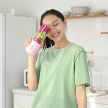 志高 小型榨汁机 29元包邮