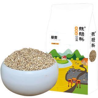 硃碌科 东北五谷杂粮 辅食粥原料 白藜麦米1000g真空量贩装 18.95元
