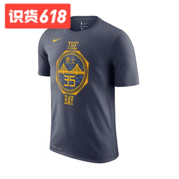 Nike 勇士队杜兰T恤 狂欢价209元