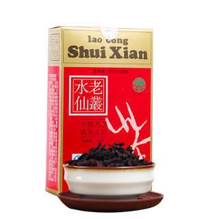 戏球名茶 武夷山茶叶 大红袍肉桂水仙浓香型乌龙茶 100g *3件 92.85元(合30.95元/件)