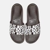 NIke 耐克 Benassi JDI Print 631261 男子拖鞋 139元包邮(需用券) ¥139