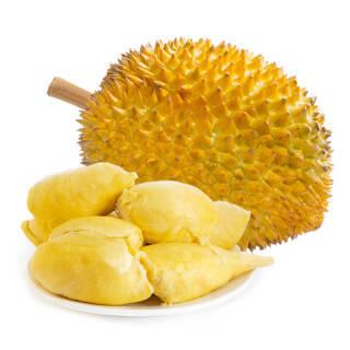 泰国进口 金枕头榴莲 2-2.5kg 1个装 新鲜水果 *2件+凑单品 130元(需用券,合65元/件)