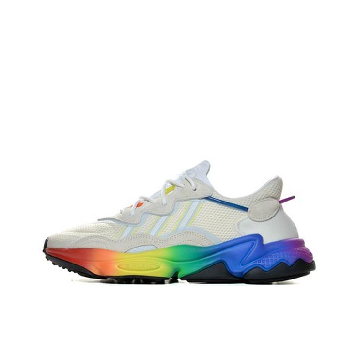 adidas Ozweego X-Model 彩色拼接 实付到手909元
