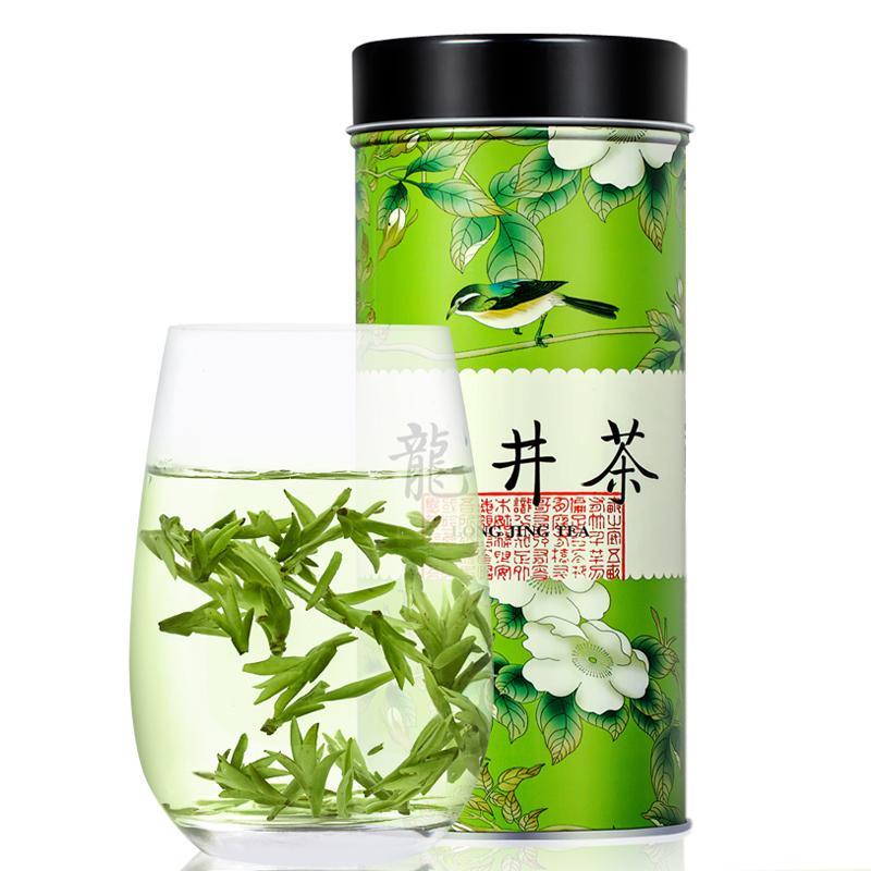 春安 浓香型龙井茶叶绿茶 50g 5.9元(需用券)