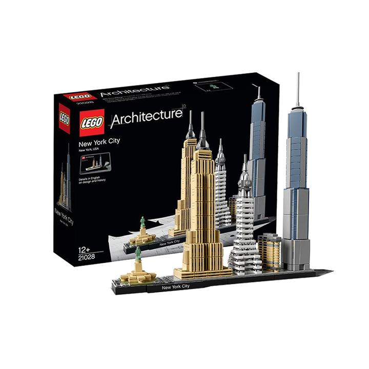 考拉海购黑卡会员: LEGO 乐高 建筑系列 21028 New 282.24元包邮包税