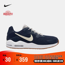 耐克 NIKE AIR MAX GUILE 男子气垫休闲运动鞋 916768 916768-404黑曜石色/浅骨色/橡皮