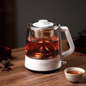 生活元素 煮茶器 全自动电热水壶 59元包邮 平常109元