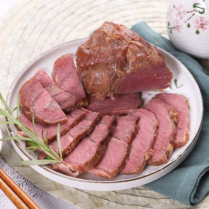 Kerchin 科尔沁 酱卤牛肉 五香味 200g 19.9元包邮