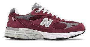 折合687.15元 New Balance Classic 993 男款慢跑鞋(美产)